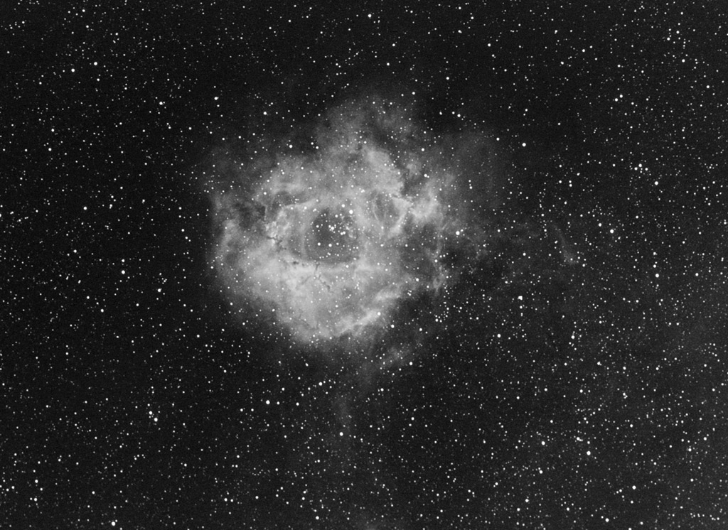 White Rose Nebula - Pics about space