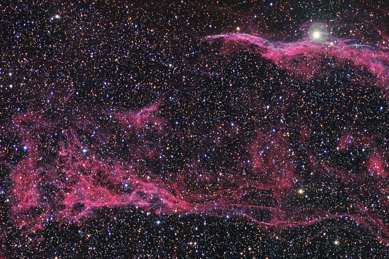 The Witch U0026 39 S Broom Nebula